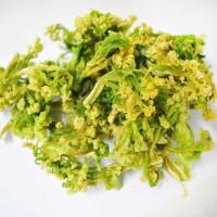 农家干花菜 自晒脱水蔬菜西兰花 产地批发微商货源