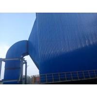 玻璃棉管彩钢设备保温工程 脱硫管道铁皮保温施工队