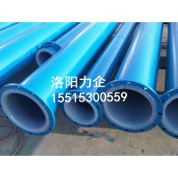 厂家供应钢衬塑防腐管道  化工污水排放管道