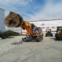 小型旋挖钻机可打30米深大孔径旋挖钻机 履带式旋挖钻机
