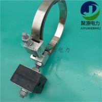 不锈钢带金具ADSS光缆杆用引线线夹