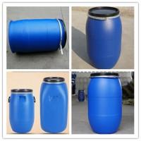 200升塑蓝色塑料桶-9KG双环闭口桶-200l包装化工圆桶