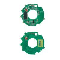 风管机热泵空调室外风机控制板方案