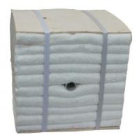马弗炉保温炉衬普通陶瓷纤维折叠块绝热性能优良