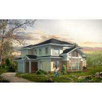 中盛科建佐帝亚:轻钢别墅,为每一位客户量身定做