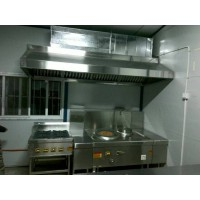 中学食堂厨房设备 学校食堂整体厨房设备安装芜湖一翔