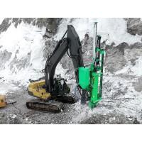 岩石钻裂一体机、液压凿岩机劈裂机挖改钻机、矿山工程机械