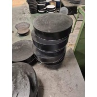 GYZF4橡胶支座与【圆板式橡胶支座】的区别-溢捷橡胶