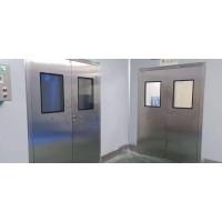 洁净室不锈钢洁净门的性能优势