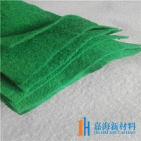 工地覆盖土壤防尘绿色土工布
