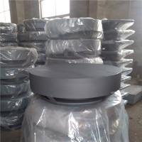 湖南省衡阳市大转角网架球型钢支座 抗震球型支座定做