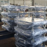三明市滑动连廊球型钢网架支座 桥梁盆式支座生产厂家